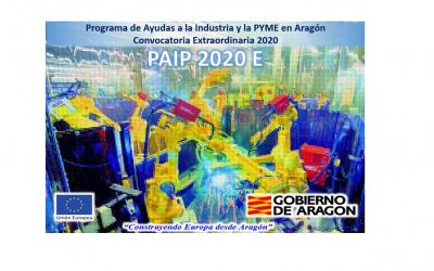 Publicada la resolución de la Convocatoria PAIP extraordinaria 2020